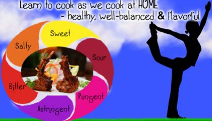 Healthy, Flavorful, Hands on Indian Cooking Classes
